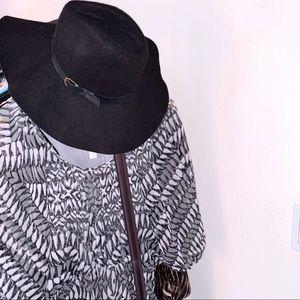 The Hatter Company | Felt Round Brim Hat